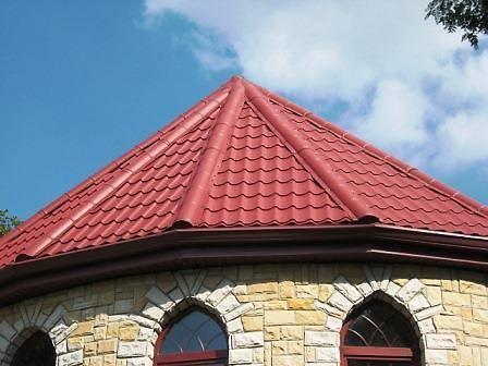 как крыша переносит зной